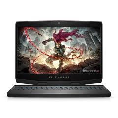 外星人Alienware 15.6英寸星云红轻薄游戏设记本电脑(i7-8750H 16G 256GSSD 1T 6G独立显卡)